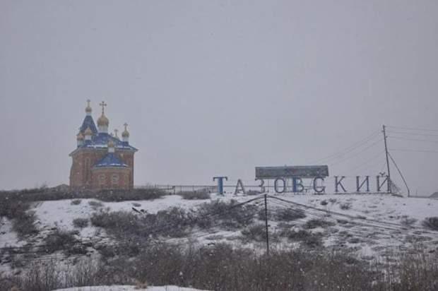 росія сніг червень