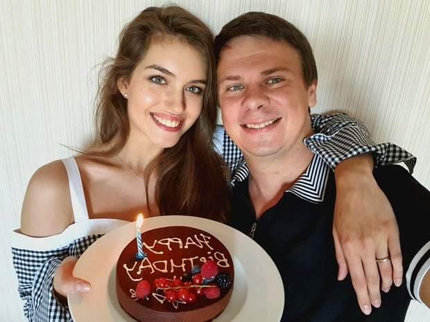 День народження Дмитра Комарова