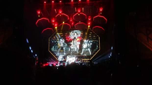 кісс концерт