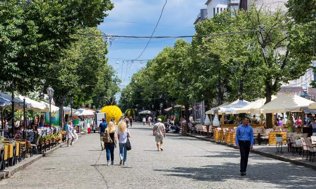 Фестиваль молоді в Одесі