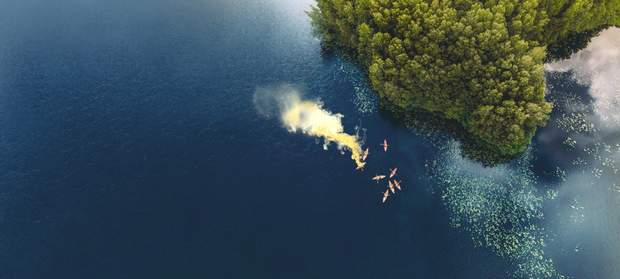 Фестиваль Canoe Weekend 2019