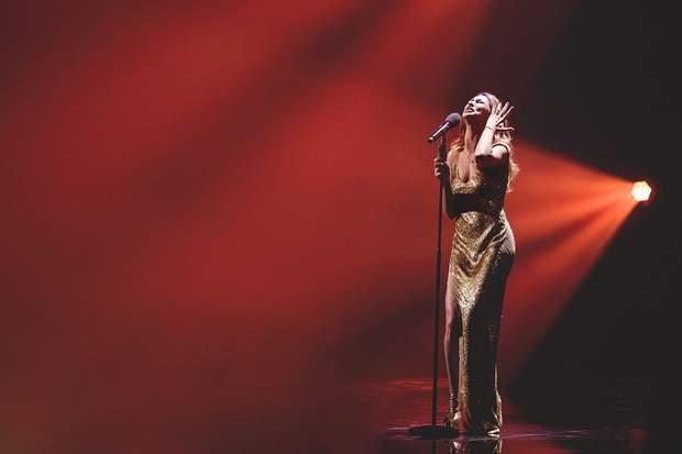 Виступ співачки TAYANNA