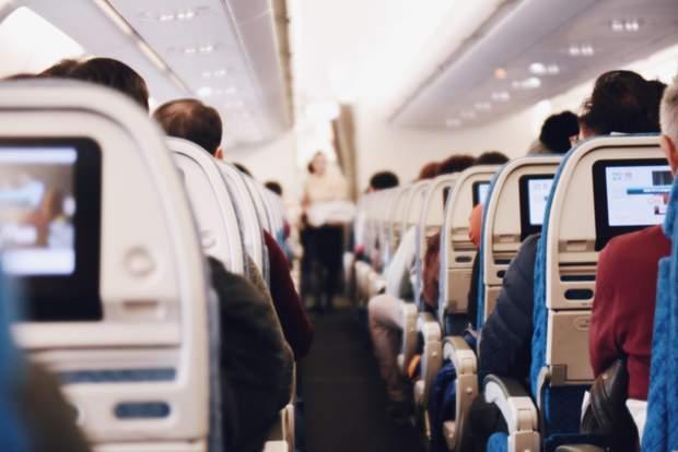 Правила для пасажирів під час перельоту