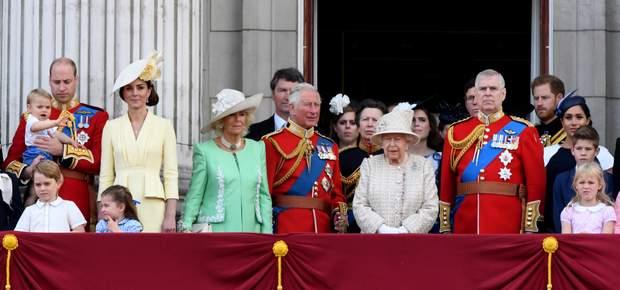 королівська сімя