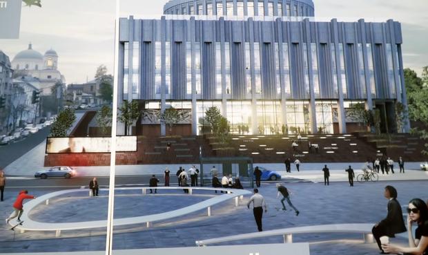 проект офісу президента Зеленського нова Адміністрація Президента