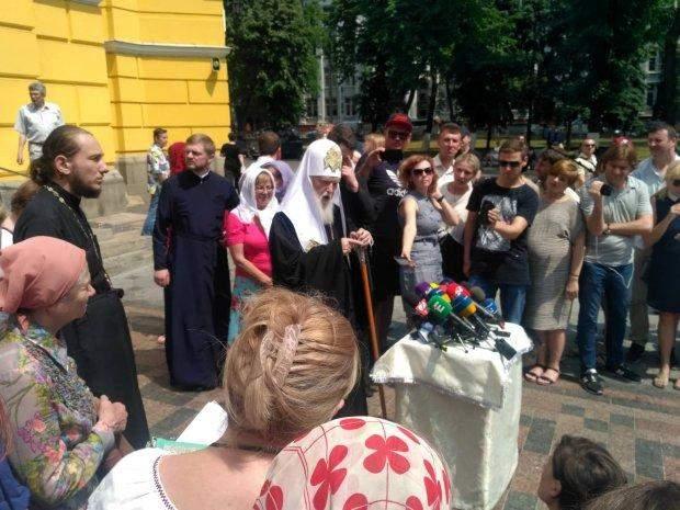 Філарет синод збори УПЦ КП ПЦУ