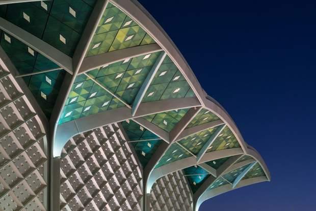 залізниця станції Фостер Саудівська Аравія
