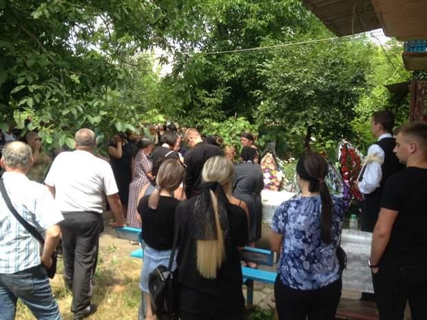 похорон дарії лук'яненко