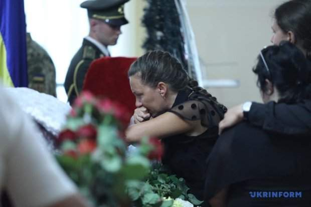 Тимчук похорон