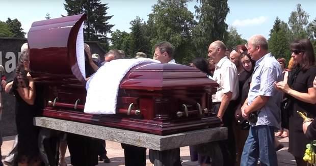 похорон Дмитро Тимчук