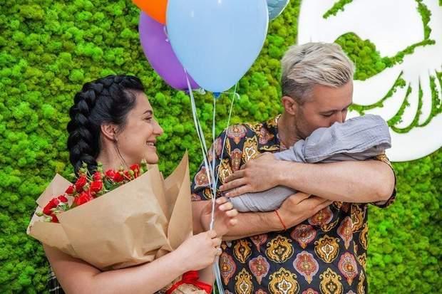 Сергій Бабкін став вчетверте батьком