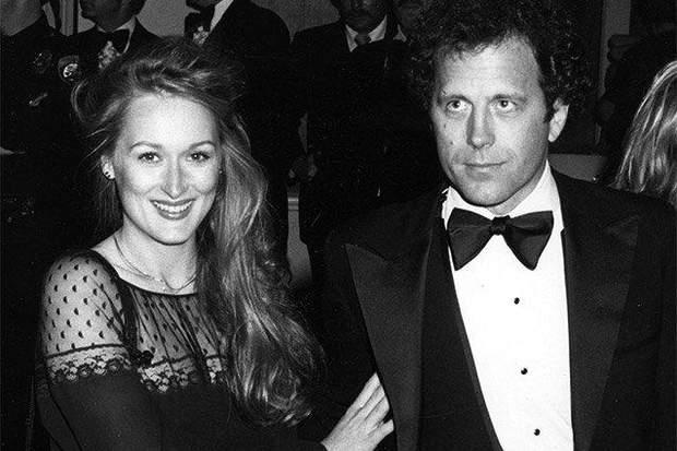 Меріл Стріп з чоловіком