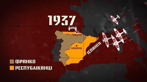 іспанія громадянська війна