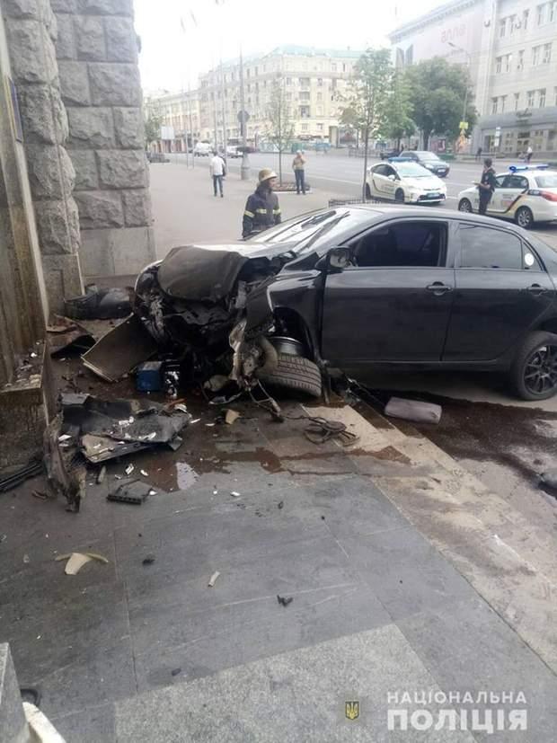 ДТП Харків мерія міськрада