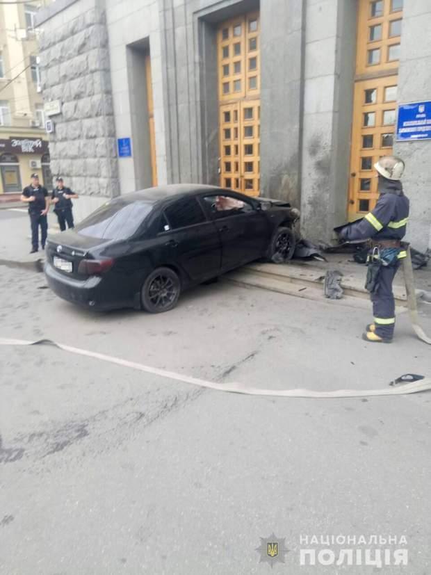 ДТП Харків мерія