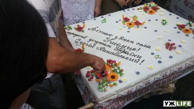 Торт Пашинського