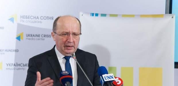 Екс-прем'єр Литви Андріус КУБІЛІУС