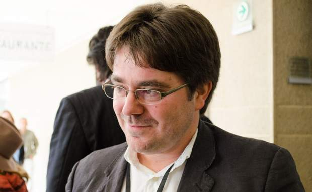 Тобіас Айзенрінг експерт з географічних зазначень проекту ЄС «Підтримка системи географічних зазначень в Україні»