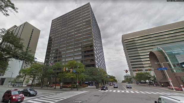 будівля AECOM нерухомість Коломойський США