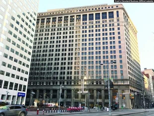 Huntington Building нерухомість Коломойський Огайо