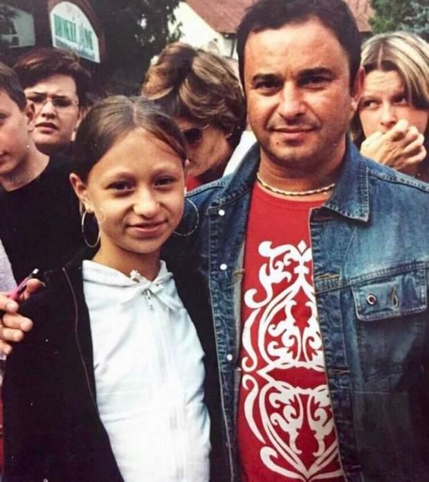 Віктор Павлік з новою дівчиною
