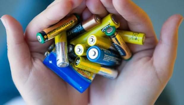 батарейки акумулятори утилізація