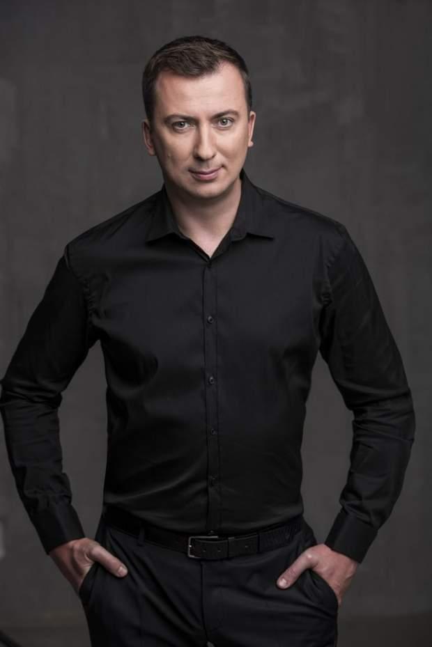 Валерій Жидков ведучий