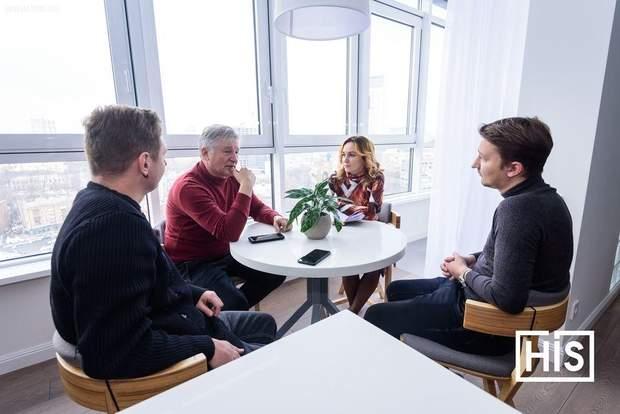 Боклан актор квартира Київ
