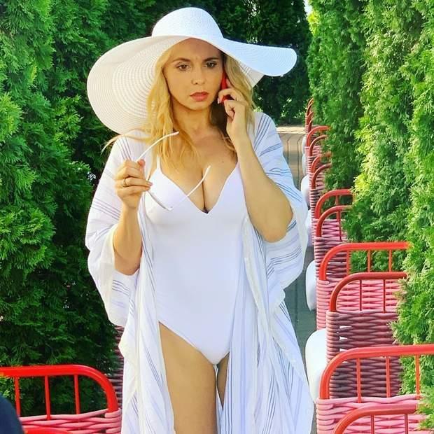 Акторка Лілія Ребрик знялась у телепроекті