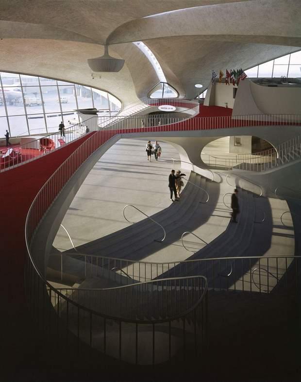 аеропорт термінал Кеннеді Нью-Йорк відкриття