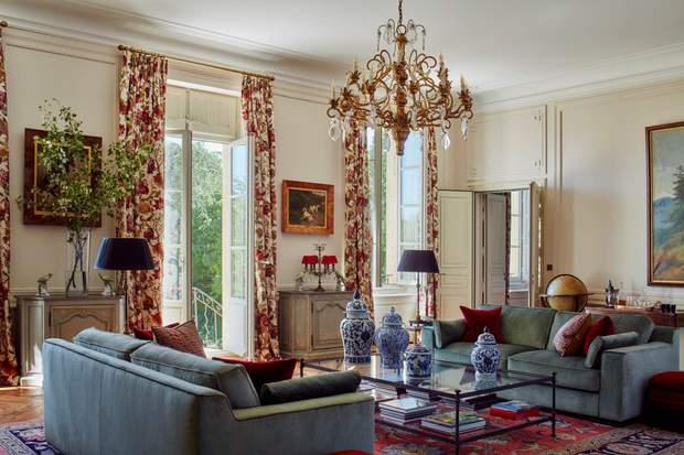 Airbnb апартаменти замок розкіш
