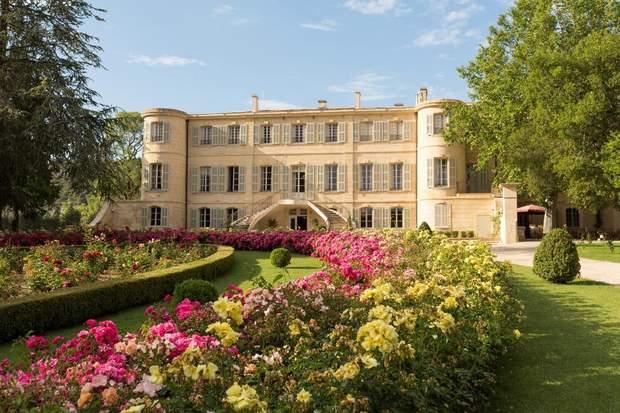 Замок Франція Airbnb
