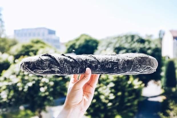 Їжа з вугіллям сповільнює роботу кишківника