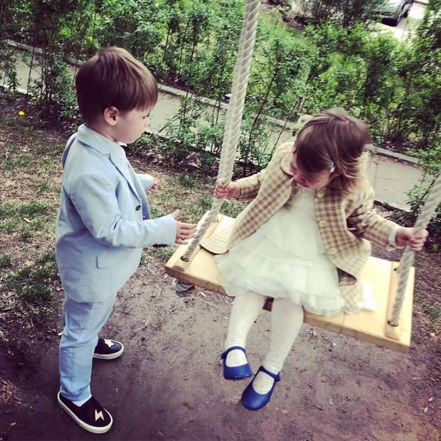 діти олі фреймут