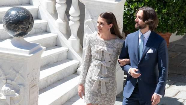 Весілля принцеси Монако та Димитрія Рассама
