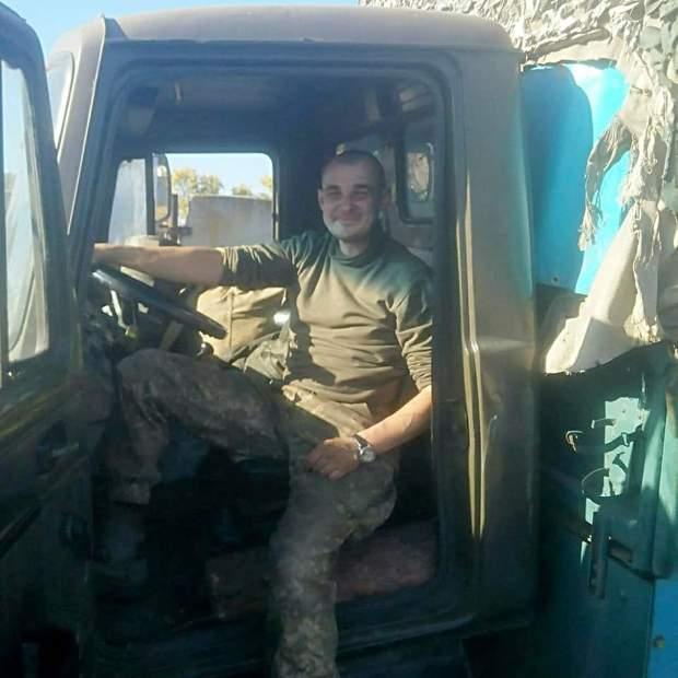 Горянов водій вантажівки полон 8 українських військових