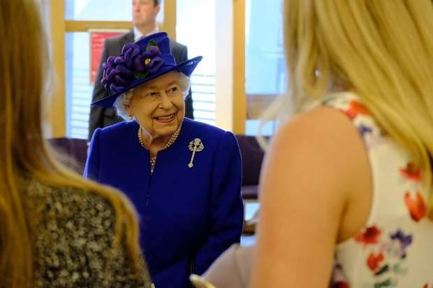 Її Величність Єлизавета ІІ