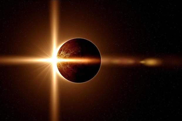 Сонячне затемнення у липні 2019