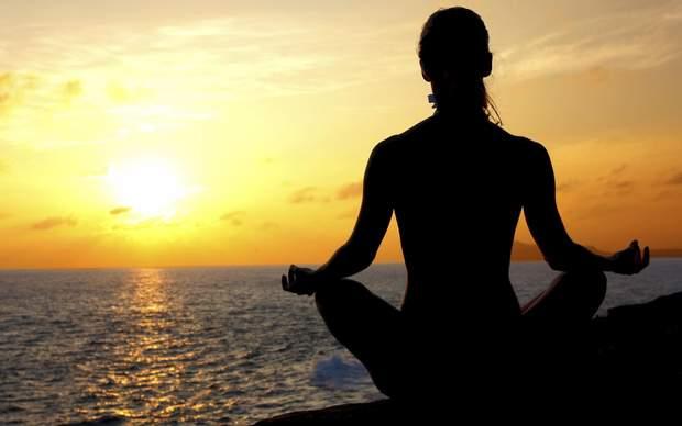 Налаштуйте своє тіло на спокійну обстановку