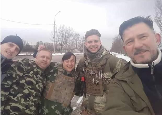 Ірина Шевченко смерть втрата Донбас ООС