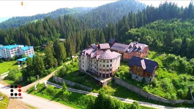 Туристична база Медведчука