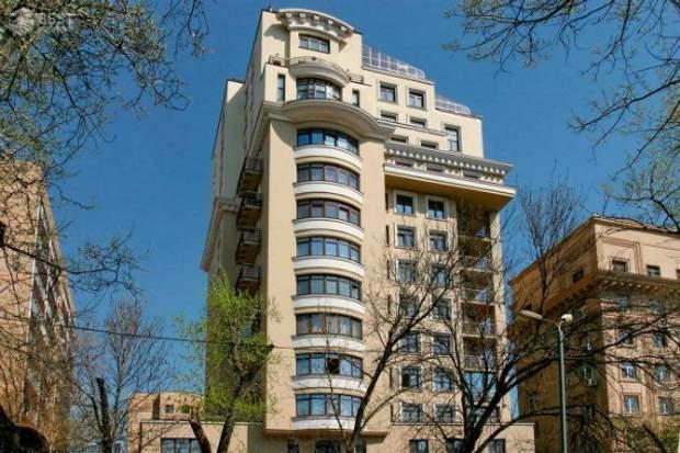 Донька Медведчука живе в елітному маєтку з виглядом на Будинок уряду РФ