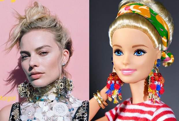 Марго Роббі зіграє ляльку Барбі