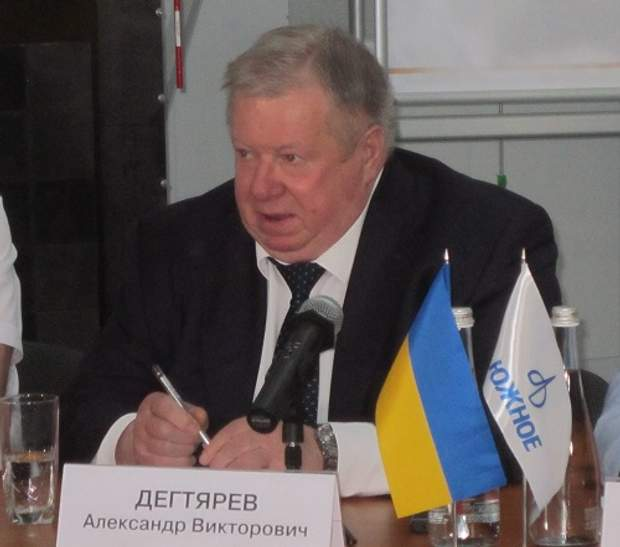 Олександр Дегтярев