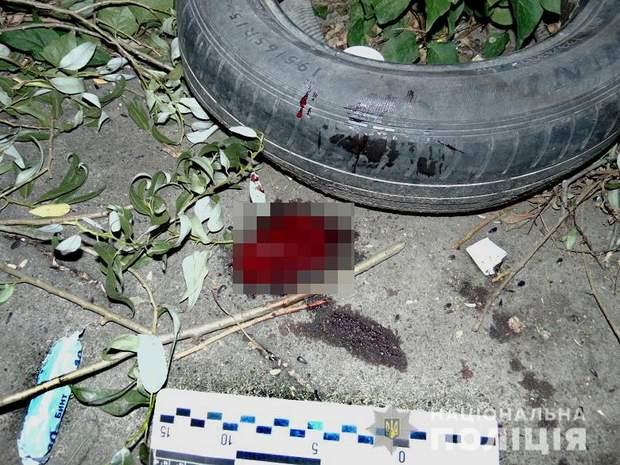 Напад у Києві