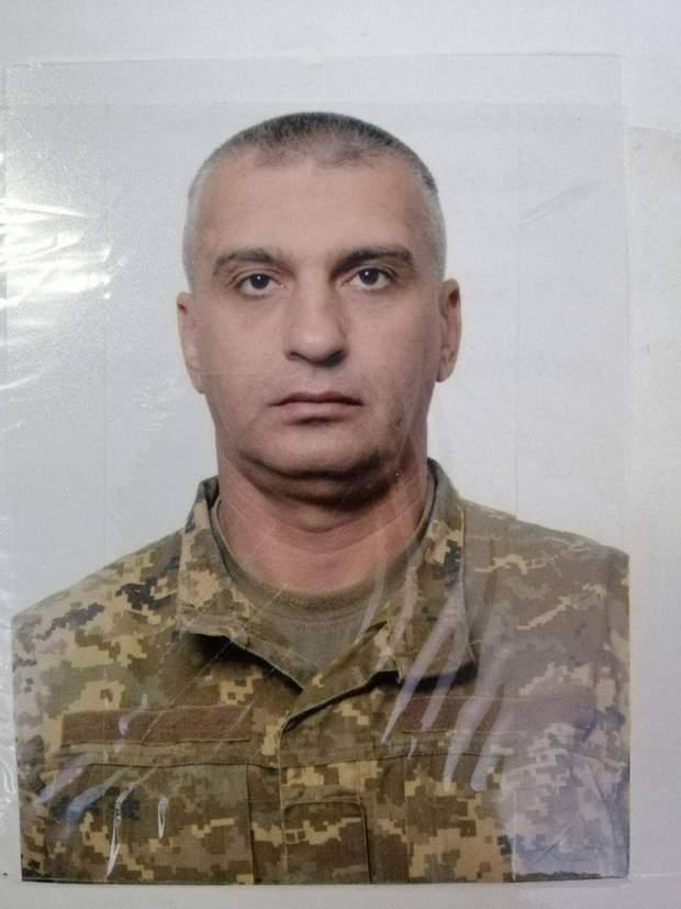 Загиблий Сергій Майборода