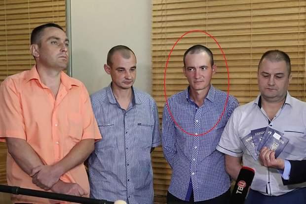 Освобожденного из плена Дмитрия Великого разыскивают за дезертирство