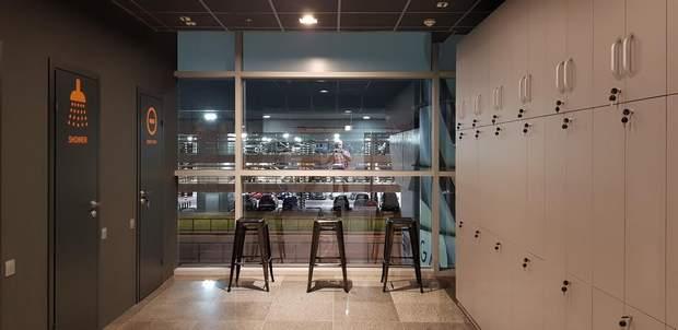 """В аеропорту """"Бориспіль"""" відкрили сучасний капсульний хостел: фото"""