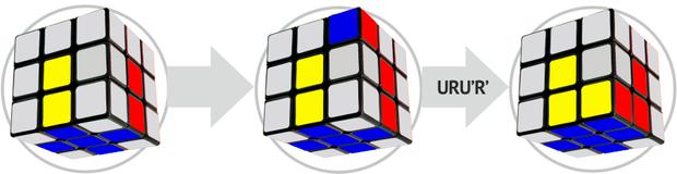 як зібрати кубик рубика 3х3