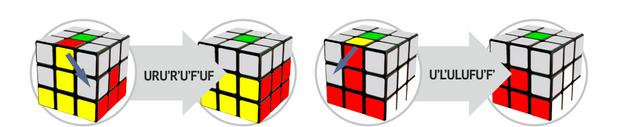 Інструкція кубик рубик
